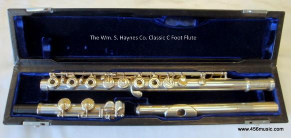 Wm. S. Haynes Flute - Used Flute