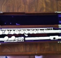 Prima Sankyo Flute – Used Flute
