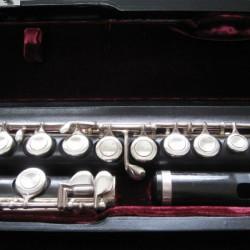 Abell Grenadilla Handmade Professional Flute
