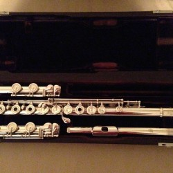 Brannen Brothers Silver Flute