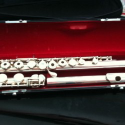 Jupiter 511RE with Solid Silver Altus Head