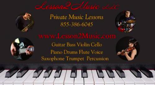 LESSON2MUSIC LLC TEACHERS